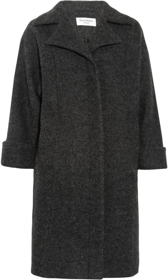 Helene Berman Wool coat