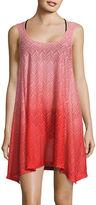 J Valdi Ombre Cover-Up Dress