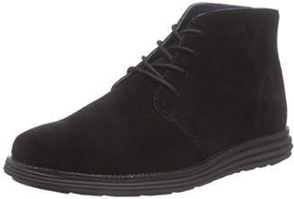 Chung Shi Women's Sensomo V Damen Halbstiefel Chukka Boots, Blue (Atlantic 7200), 4 UK
