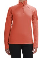Marmot Stretch Fleece Jacket - Zip Neck (For Women)