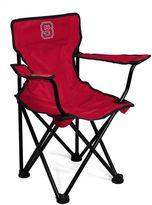 Logo brand Toddler Logo Brand North Carolina State Wolfpack Portable Folding Chair