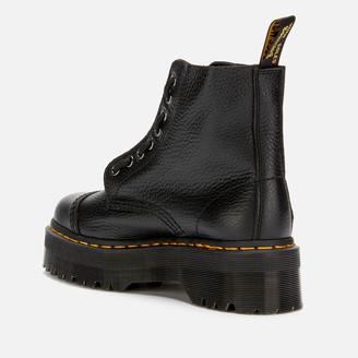 Dr. Martens Women's Sinclair Leather Zip Front Boots