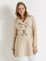 Vertbaudet Maternity Trench Coat