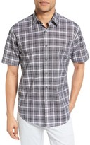 James Campbell Men's Oakley Plaid Sport Shirt
