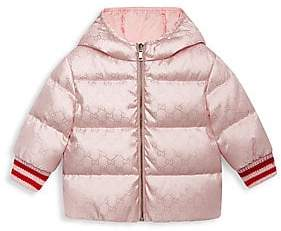 02fd04fbb Gucci Pink Outerwear For Girls - ShopStyle Canada