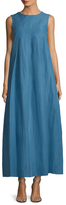 Max Mara Tullia Pleated Midi Trapeze Dress