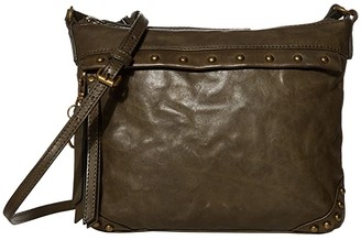 Frye And Co. AND CO. Odessa Crossbody (Forest) Cross Body Handbags