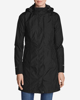 Eddie Bauer Women's Girl On The Go Insulated Trench Coat