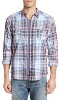 BOSS ORANGE Men's Erodeo Plaid Shirt
