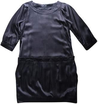 Bruuns Bazaar Purple Silk Dress for Women