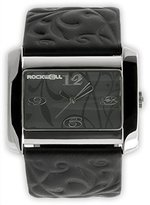 Rockwell Time Women's VN102 Vanessa Black Patent Leather with Black Watch