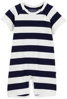 Toobydoo Ibiza Wide Striped Shortie Jumpsuit (Baby Boys)