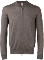 Eleventy zipped jumper - men - Silk/Merino - XXL