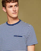 Ted Baker Striped cotton Tshirt