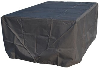 Direct Wicker Rectangular Outdoor Patio Furniture Cover Waterproof - 26 x 34 Inches