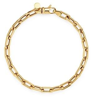 Zoe Lev 14K Yellow Gold Large Open Link Chain Bracelet