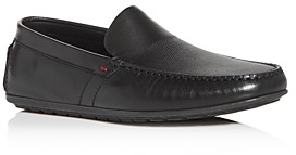 HUGO BOSS Men's Dandy Perforated Leather Loafer