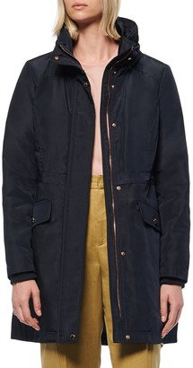 Andrew Marc Insulated Raincoat
