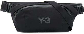 Y-3 Logo-Print Belt Bag