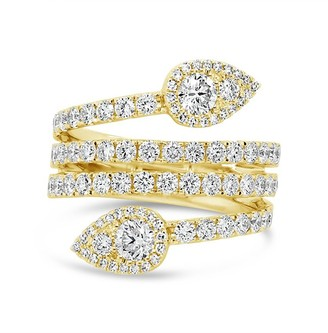 Anne Sisteron Viper Ring