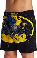 Batman Men's Interactive Knit Boxer