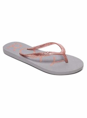 Roxy Women's Viva Sparkle Beach & Pool Shoes (Grey Gry) 9 UK