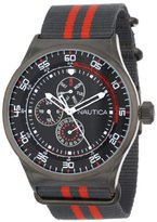Nautica Unisex N16575G NST 17 Multi Function Watch