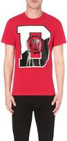 Diesel T-diego-gr cotton t-shirt