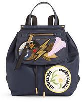 Marc Jacobs Embellished Patchwork Backpack