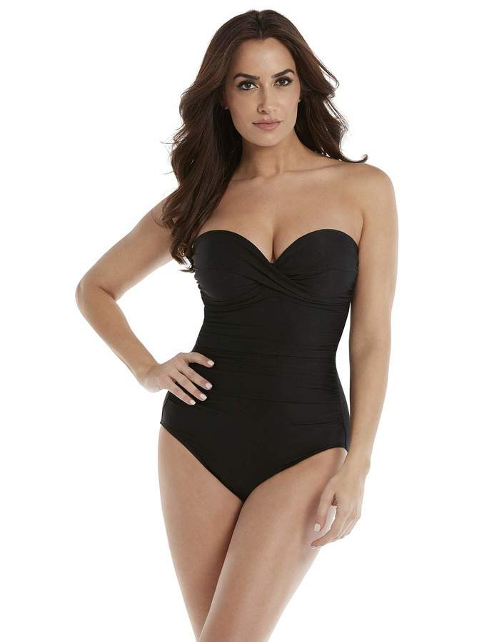 ca10e65a7da Miraclesuit Black Swimsuits For Women - ShopStyle Canada