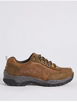 M&S Collection Leather Lace-up Storm Walker Boots