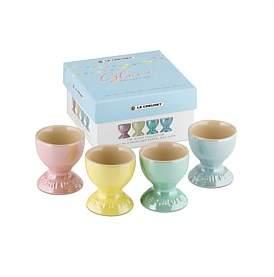 Le Creuset Glace Egg Cups Pastel Set Of 4