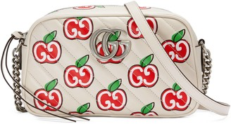 Gucci Chinese Valentine's Day GG Marmont small shoulder bag
