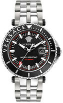 Versace VAK030016 Stainless Steel Link Watch