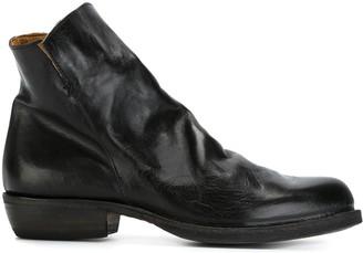Fiorentini+Baker Slingback Ankle Boots