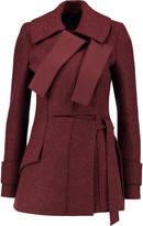 Proenza Schouler Brushed-wool coat
