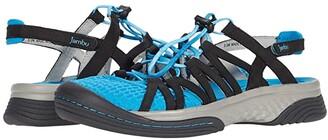 Jambu Water Diva Encore (Cobalt/Black) Women's Shoes
