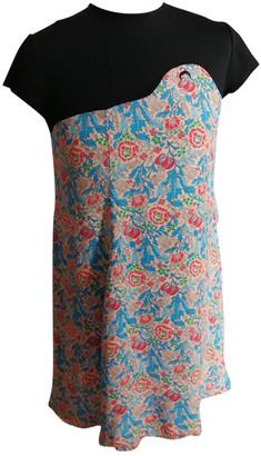Marine Serre Multicolour Polyester Dresses