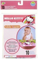 Neat Solutions Eco Table Topper - Hello Kitty - 10 ct by