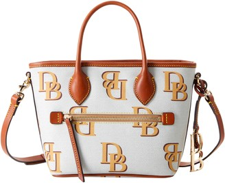 Dooney & Bourke Monogram Small Handle Tote
