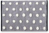 Hip Style Mika 24-Inch x 40-Inch Cotton Tufted Bath Mat in Grey