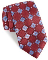 Nordstrom Men's France Geometric Silk Tie