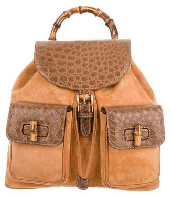 3836d22aa Gucci Bamboo - ShopStyle