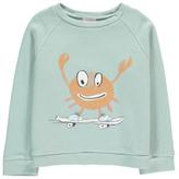 Morley Sale - Bass Crab Sweatshirt