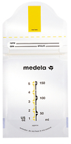 Medela Pump and Save Freeze Bags x20