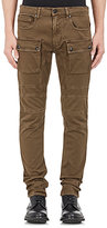 Belstaff Men's Slim Stretch-Cotton Cargo Pants