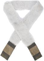Laura B soft scarf