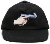 Off-White Hand Gun Baseball Cap