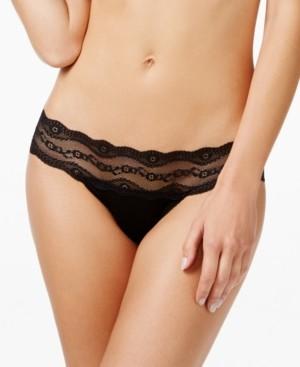 B.Tempt'd b.adorable Lace-Waistband Bikini Underwear 932182