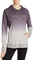Sundry New York Ombré Hooded Sweatshirt